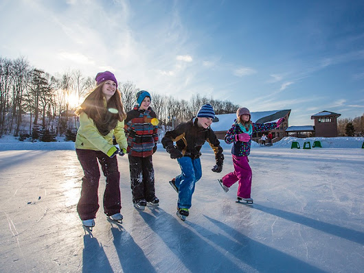Why Should Skiers Have all the Winter Fun?