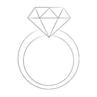 指輪 ハンドメイドイラスト素材やさん