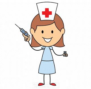 gifs animadas enfermeira iv