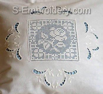 FSLCrochet and Cutwork