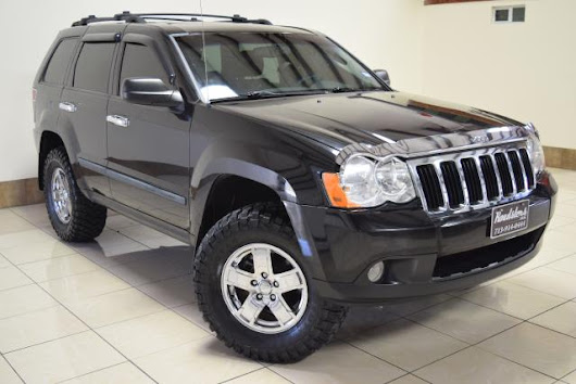 Used 2008 Jeep Grand Cherokee Laredo 4WD for Sale in Houston TX 77063 Roadsters Auto