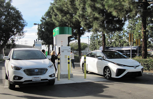 All the challenges for hydrogen fuel-cell cars laid out
