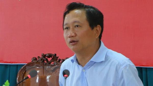 Trịnh Xuân Thanh,Đinh La Thăng,PVN,PVC
