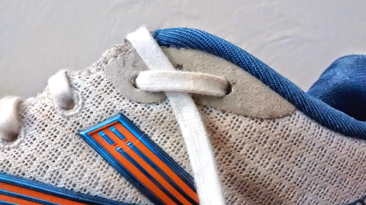 "Prevent Running Shoe Blisters With a ""Lace Lock"""