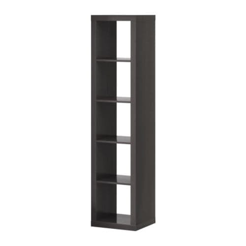 EXPEDIT Shelving unit IKEA Choose whether you want to place it vertically or horizontally to use it as a shelf or sideboard.