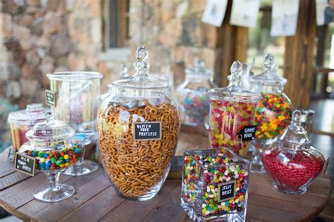 How to save money with these candy buffet ideas