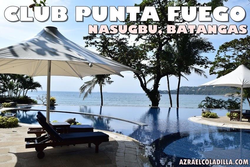 Club Punta Fuego In Nasugbu Batangas Your 1st Class Beach Resort Near Manila Rates Guides