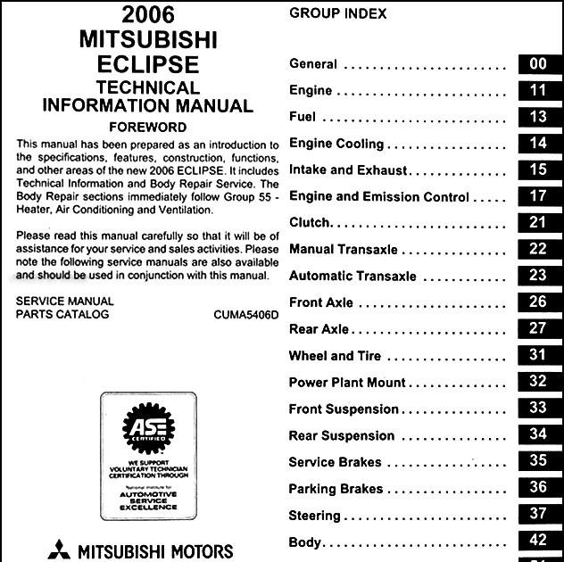 2006 Mitsubishi Eclipse Radio Wiring / 2003 Mitsubishi