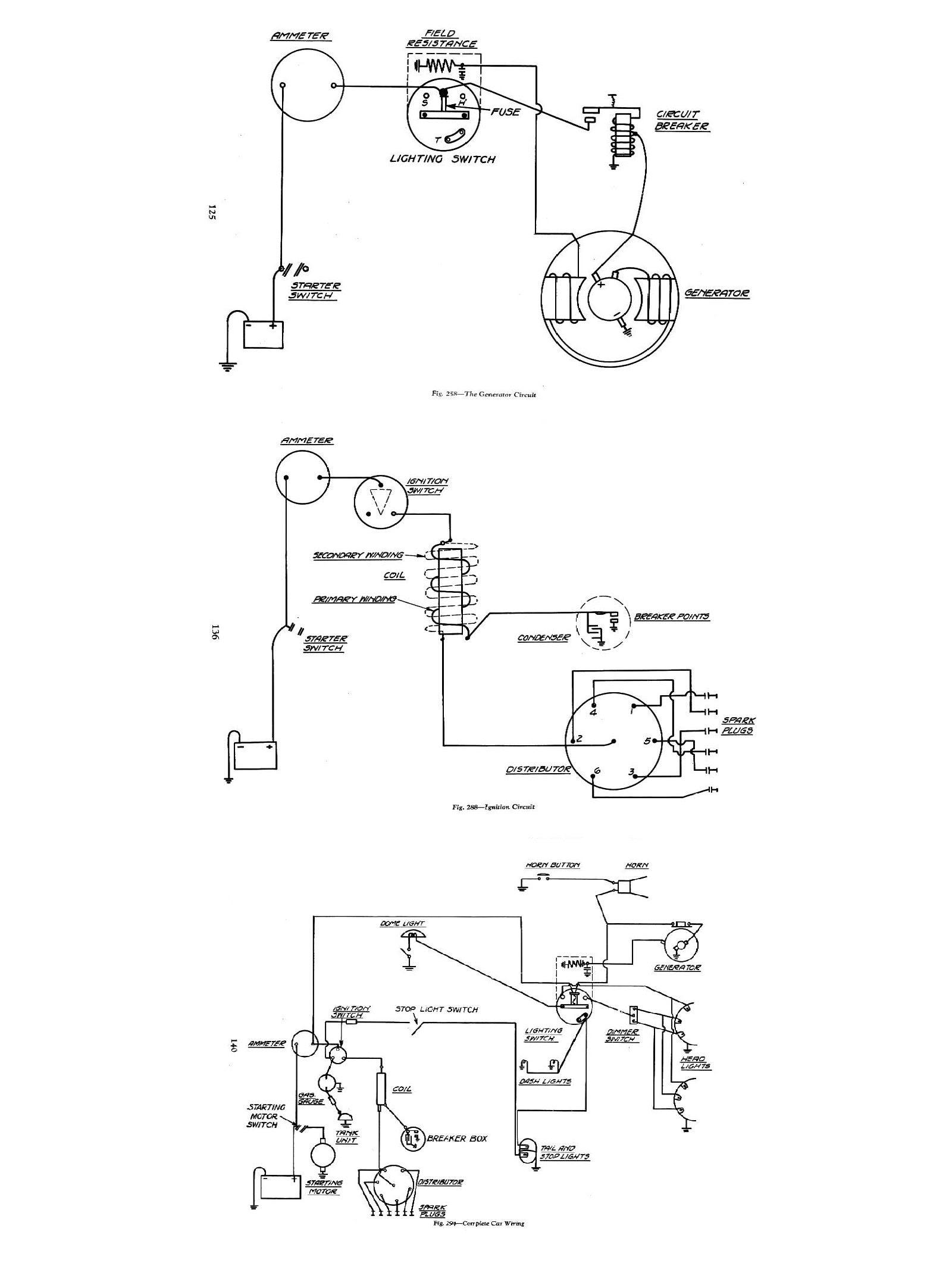 Wiring Manual PDF: 1931 Chevrolet Wiring Diagram