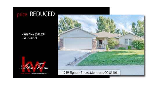 Price Reduced - Updated Bear Creek Home - 1219 Bighorn Street