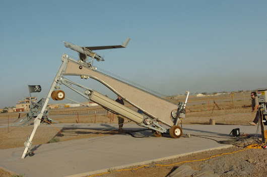 Combat UAVs were Equipped with Loitering Munition