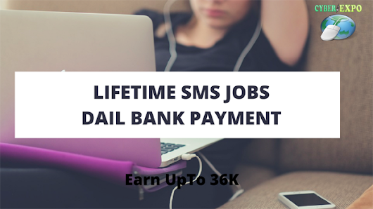 SMS Sending Jobs @Rs-1 Registration Fees 2 Years Projects Daily PAY