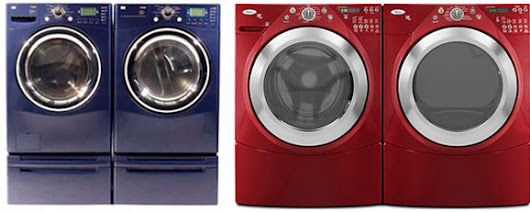 New Washing Machine is a blog post by Paul's Washer Dryer Repair