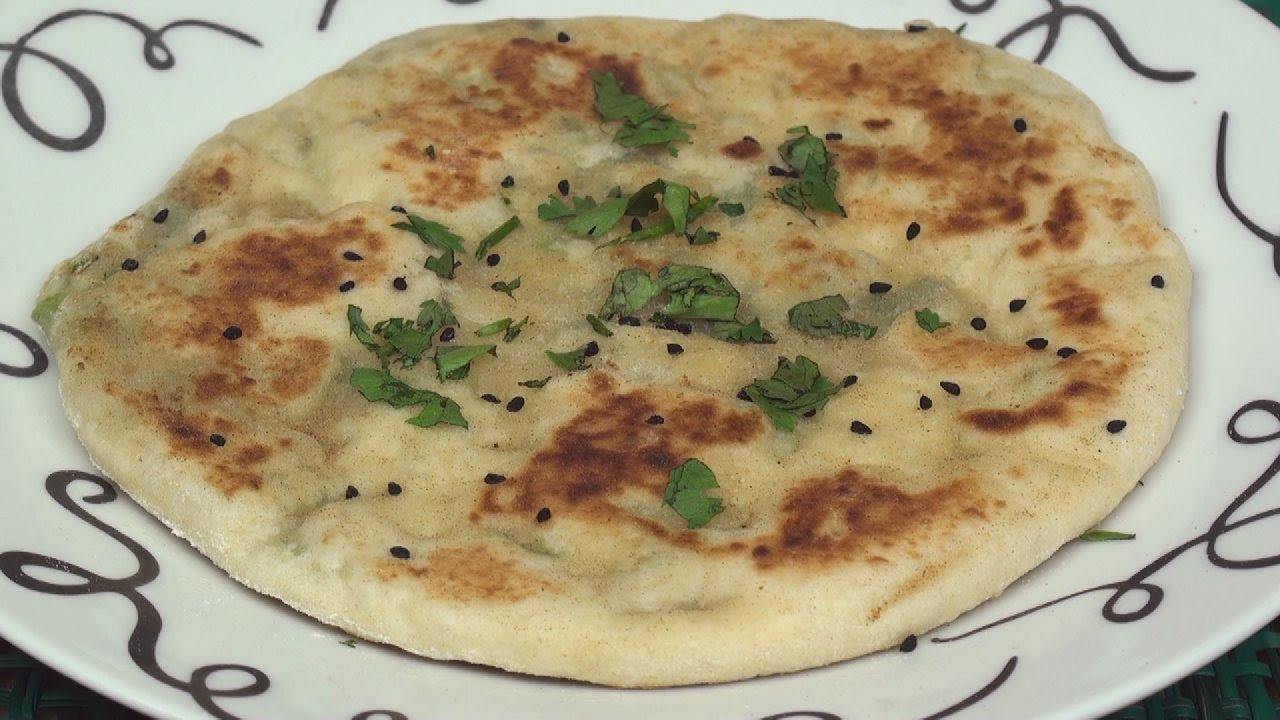Onion Kulcha Recipe - The Bread Kitchen