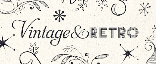 11 Vintage & Retro Design Resources ~ Creative Market Blog