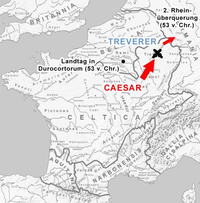 Mapa de Bello Gallico Liber6.png