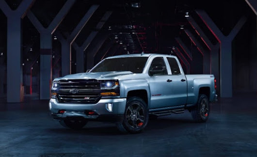 Chevy Rolls Out Redline Series Special Edition Models