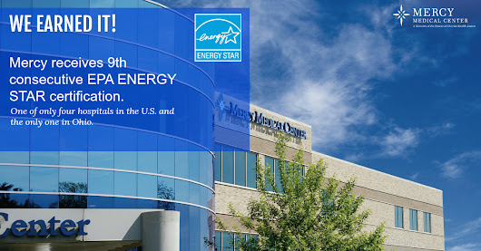 Mercy Receives 9th Consecutive EPA ENERGY STAR Certification | Mercy Medical Center