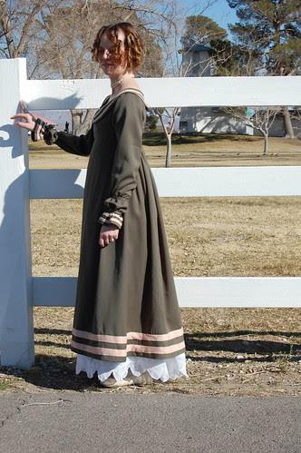 1815 Wool Dress
