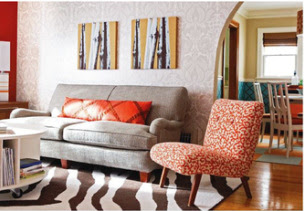 Decorate Your Home Cheap! Tips & Ideas - easy living