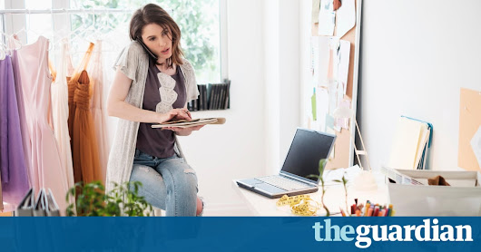 Struggling to be productive at work? Take a neuroscientist's advice | Guardian Small Business Network | The Guardian