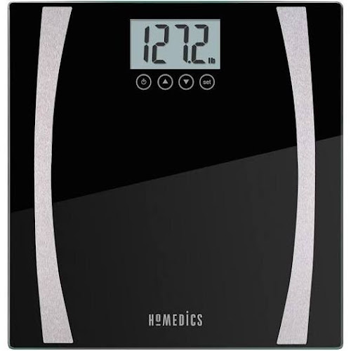 Homedics Gl Body Ysis Scale At Stage S Sc 547