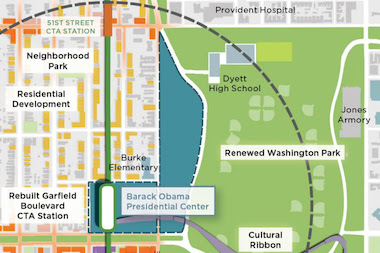 Obama Library Land Transfer OK'd by City Council Committee