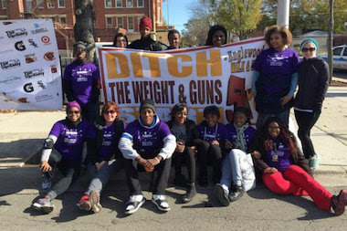 3,000 Runners Expected for 2nd 'Ditch the Weight and Guns' Englewood 5K