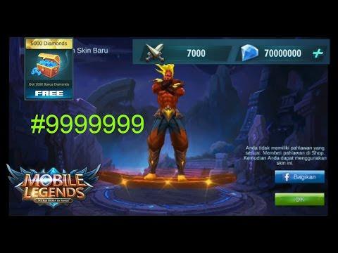 Download Mobile Legend Mod Apk Unlimited Diamond Sylvana