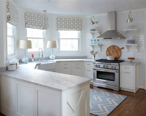 White Kitchen Home Design Ideas, Pictures, Remodel and Decor
