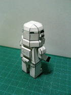 Free Printable Star Trooper 3D Paper Toy