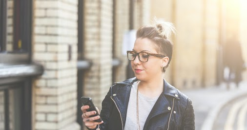 """Dating app addiction is real!  """"It's completely mindless. I'm honestly not even really looking at the..."""