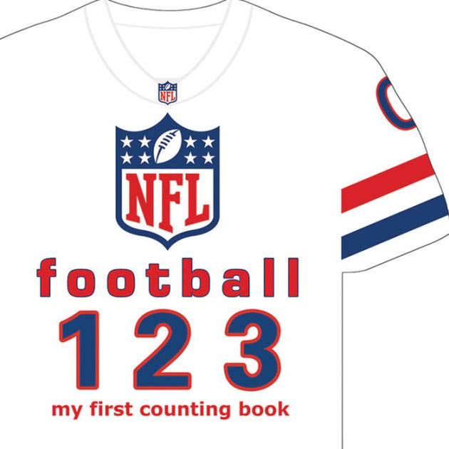 NFL Football 123 by Brad M. Epstein, Board Book  Barnes  Noble®