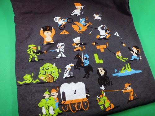 Loot Crate: Warriors! Shirt