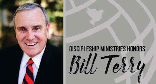 Rev. Bill Terry Announces His Retirement from the Global Ministry Center - Discipleship
