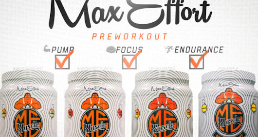 FREE Sample of Max Effort Muscle Supplement - Free Samples Hub
