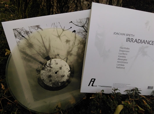 Irradiance album now available