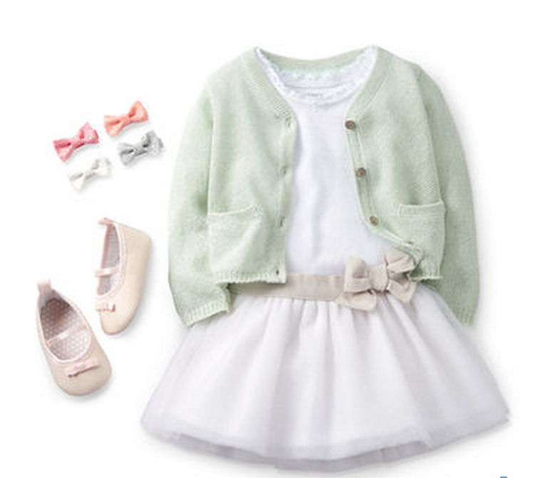 8 Easter Outfit Ideas For Baby Girl