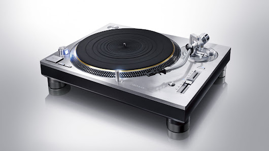 Technics' SL-1200G turntable promises 'the smoothest possible' way to spin vinyl