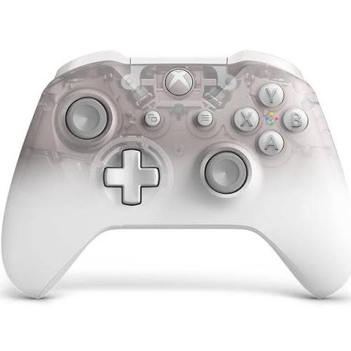 Microsoft Wireless Xbox One Controller - Phantom White