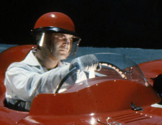 Carlyle Blackwell, Ferrari 750 Monza
