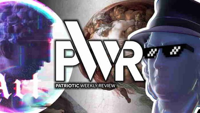 Patriotic Weekly Review: White Art Collective – PWR 051221