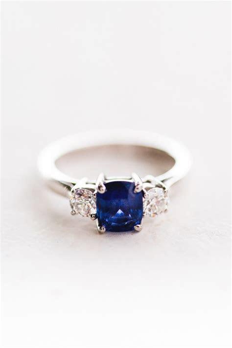 Best 25  Sapphire engagement rings ideas on Pinterest