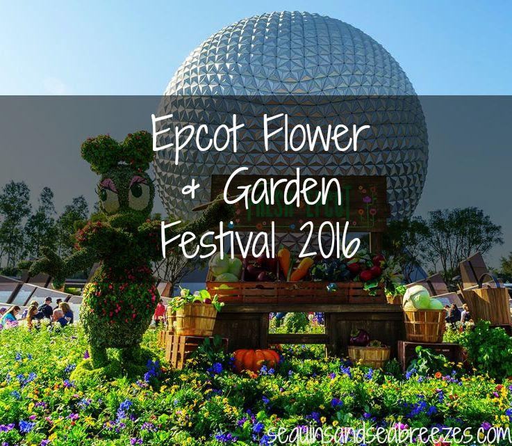 Flower & Garden Festival 2016