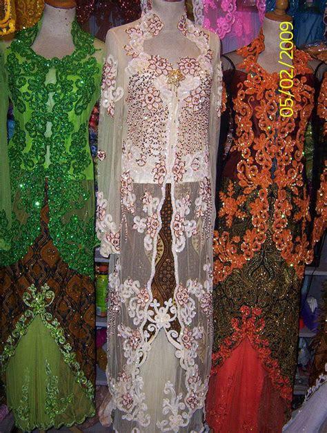 butik kebaya modern indonesia