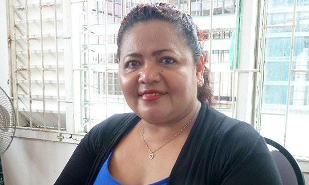 Leslyn Holder, da recém-criada Secretaria de Saúde Mental: 'Estamos começando do zero' (Foto: BBC Mundo)