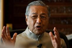Luahan Tun Mengenai Pembatalan jemputan Ke majlis rasmi negara.