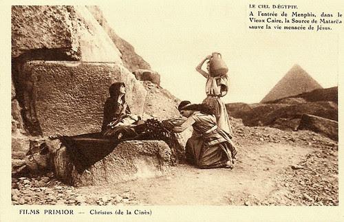 Christus (1916) Holy Family in Egypt