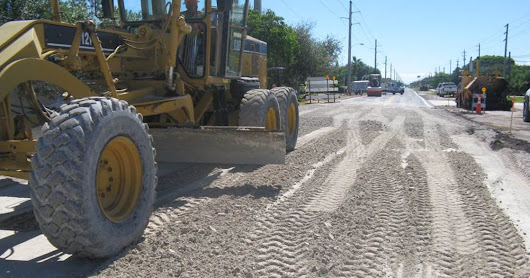 County commissioners OK accelerating road repair projects