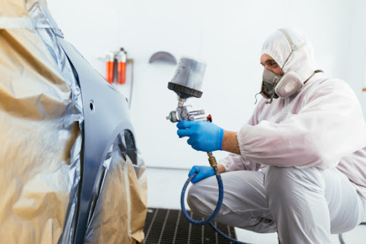 Protecting Yourself in the Paint Booth - Body Shop Business